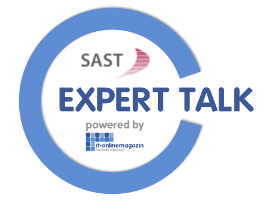 IT-Onlinemagazin Expert Talk mit SAST