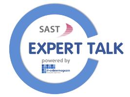 IT-Onlinemagazin Expert Talk mit SAST
