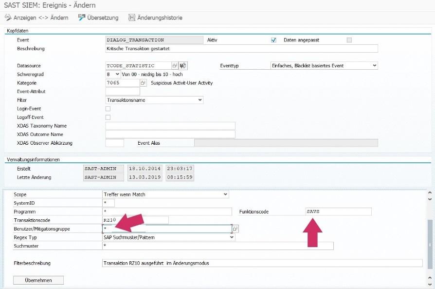 SAST Blog: Warum es wichtig ist, Transaktionen in SAP-Systemen zuverlässig zu überwachen