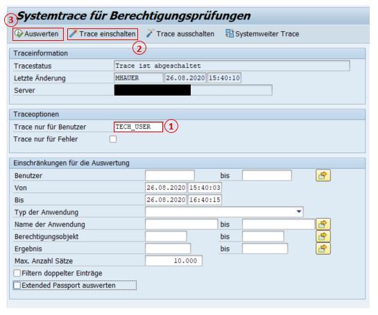 SAST Blog: Rollenanpassung für technische SAP-Benutzer - wie Sie effektiv und sicher mit Berechtigungen umgehen.