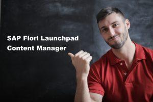 SAST Blog: Anlage und Anpassung von App-Katalogen leicht gemacht Dank SAP Fiori Launchpad Content Manager
