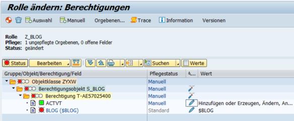 SAST Blog: Praxistipp: Wie Sie Sonderrollen vermeiden und in Ihrem SAP-System eine neue OrgEbene anhand eines Berechtigungsfeldes anlegen