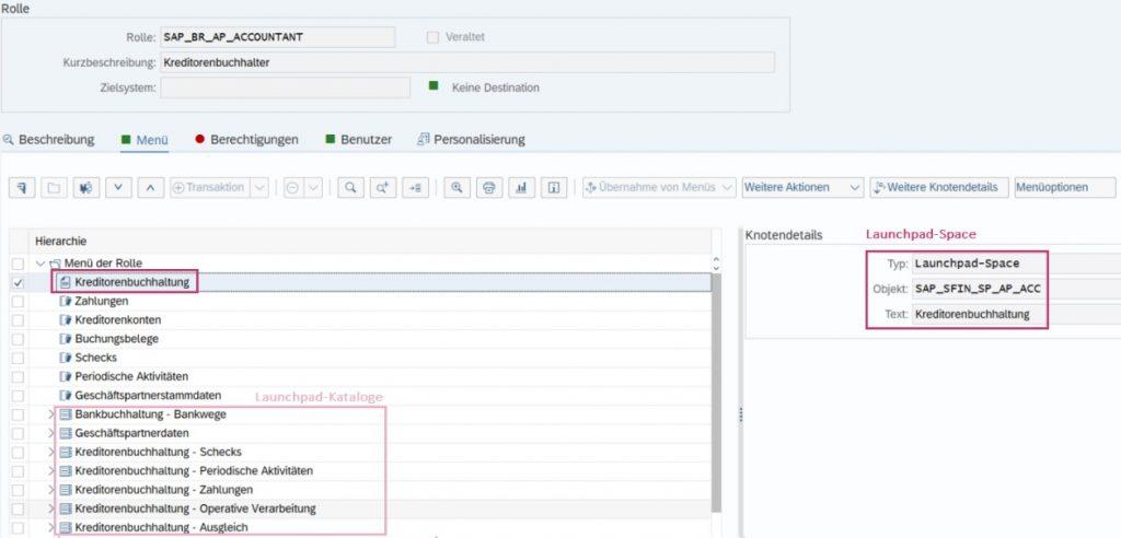 Spaces und Pages – ein neuer Ansatz zur Darstellung von Apps im SAP Fiori Launchpad